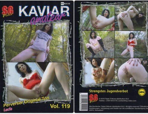 Kaviar Amateur #119 (SG Video)