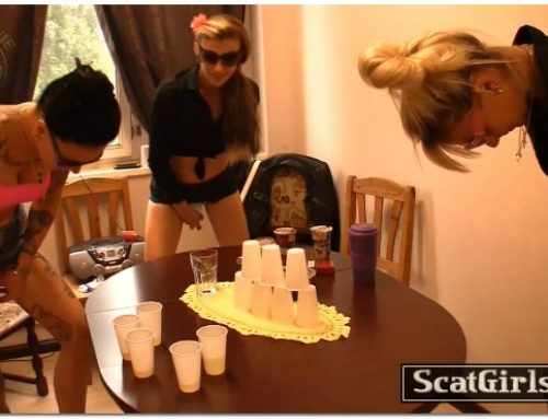 Extreme Scat Domination – Pee Party